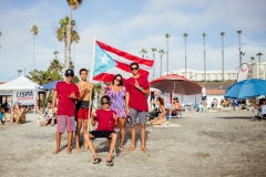 Team Puerto Rico. Photo: ISA/ Chris Grant