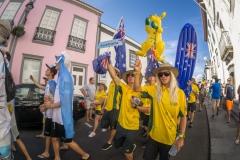 AUS - Parade. PHOTO: ISA / Evans