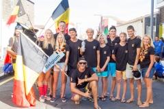 Team Belgium. PHOTO: ISA / Rezendes