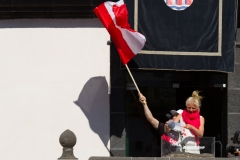 Team Canada. PHOTO: ISA / Rezendes