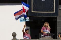 Team Costa Rica. PHOTO: ISA / Rezendes