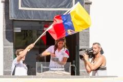 Team Ecuador. PHOTO: ISA / Rezendes