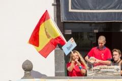 Team Spain. PHOTO: ISA / Rezendes