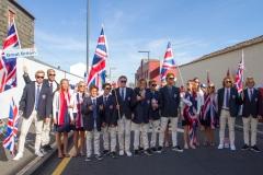 Team Great Britain. PHOTO: ISA / Rezendes