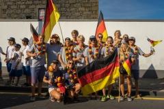 Team Germany. PHOTO: ISA / Evans