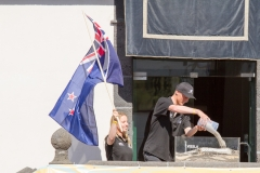 Team New Zealand. PHOTO: ISA / Rezendes