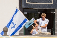 Team Israel. PHOTO: ISA / Rezendes