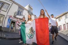 Team Mexico. PHOTO: ISA / Evans