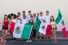 Team Mexico. PHOTO: ISA / Rezendes