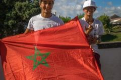 Team Morocco. PHOTO: ISA / Evans