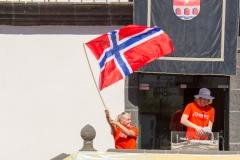 Team Norway. PHOTO: ISA / Rezendes