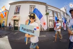 Team Panamá. PHOTO: ISA / Evans