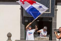 Team Panama. PHOTO: ISA / Rezendes