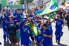 Team Brazil. PHOTO: ISA / Rezendes
