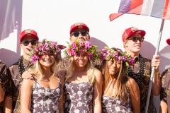Team Hawaii. PHOTO: ISA / Rezendes