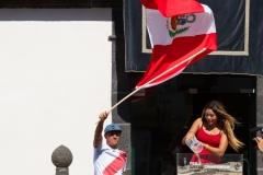 Team Peru. PHOTO: ISA / Rezendes