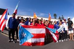 Team Puerto Rico. PHOTO: ISA / Rezendes