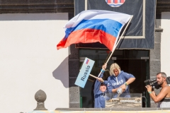 Team Russia. PHOTO: ISA / Rezendes