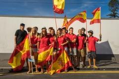 Team Spain. PHOTO: ISA / Evans