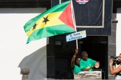 Team Sao Tome e Principe. PHOTO: ISA / Rezendes