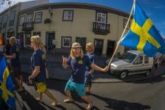 Team Sweden. PHOTO: ISA / Evans