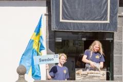 Team Sweden. PHOTO: ISA / Rezendes