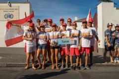 Team Tahiti. PHOTO: ISA / Evans