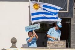 Team Uruguay. PHOTO: ISA / Rezendes