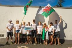 Team Wales. PHOTO: ISA / Evans