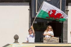 Team Wales. PHOTO: ISA / Rezendes