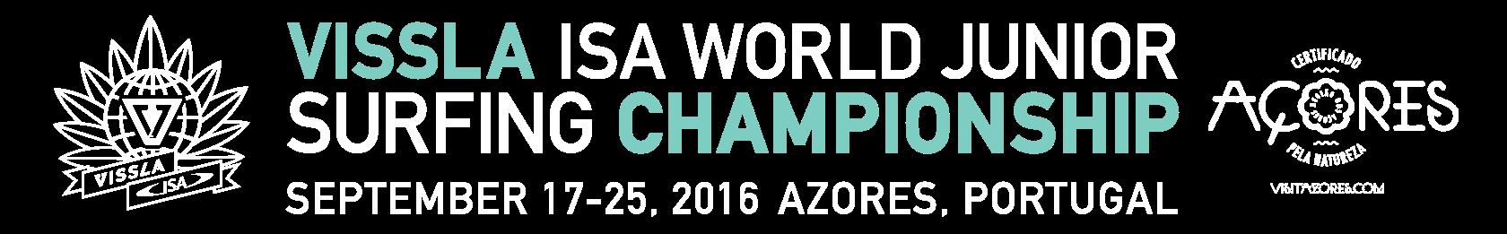 2016 VISSLA ISA World Junior Surfing Championship