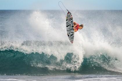 El Equipo de Australia Lidera para el Fin de Semana de Cierre del  VISSLA ISA World Junior Surfing Championship 2016