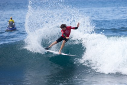 El 2016 VISSLA ISA World Junior Surfing Championship 2016 ha sido Oficialmente Inaugurado en Azores