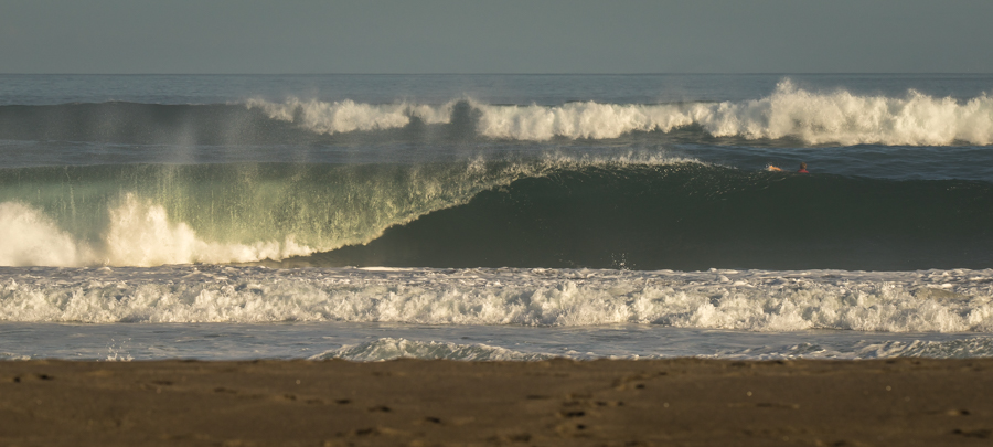 Praia do Monte Verde, the site of the 2016 VISSLA ISA World Junior Surfing Championship. Photo: ISA / Sean Evans