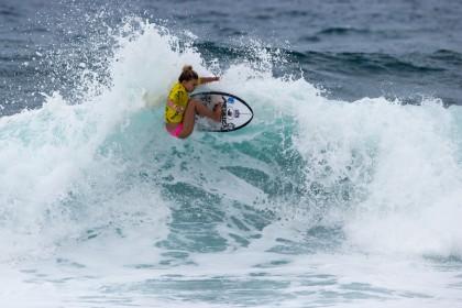 Los Mejores Surfistas Juniors del Mundo Continúan Impresionando en el Día 3 del VISSLA ISA World Junior Surfing Championship 2016