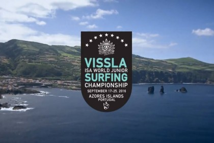 2016 VISSLA ISA World Junior Surfing Championship – TRAILER OFICIAL