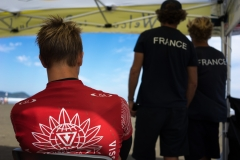 Team France . PHOTO: ISA / Sean Evans