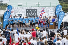 Team Hawaii Silver Medalist. PHOTO: ISA / Ben Reed