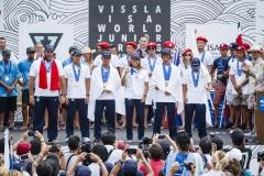 Team Japan ISA Aloha Cup Winner. PHOTO: ISA / Ben Reed