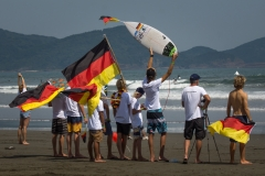 Team Germany. PHOTO: ISA / Sean Evans