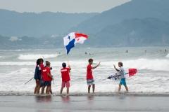 Team Panamá. PHOTO: ISA / Sean Evans