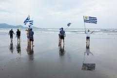 Team Uruguay. PHOTO: ISA / Sean Evans