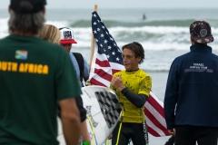 USA - Levi Slawson. PHOTO: ISA / Sean Evans