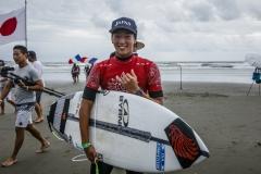JPN - Hiroya Miwa. PHOTO: ISA / Ben Reed