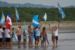 Team Argentina. PHOTO: ISA / Sean Evans