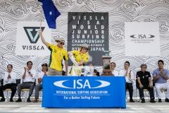 Team Australia. PHOTO: ISA / Ben Reed