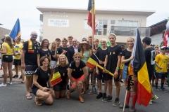 Team Belgium. PHOTO: ISA / Evans