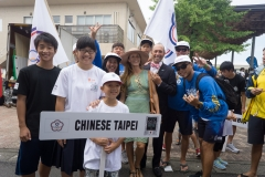 Team Chinese Taipei. PHOTO: ISA / Evans