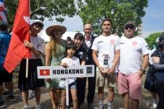 Team Hong Kong. PHOTO: ISA / Evans