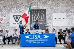 Team Italy. PHOTO: ISA / Ben Reed